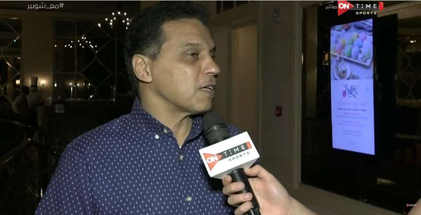 البدري: شيكابالا في حساباتنا.. وتواصلت مع اللاعبين قبل منح الشارة لصلاح