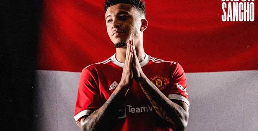 سانشو يكشف عن أسباب اختياره لمانشستر يونايتد: حققت أحد أحلامي