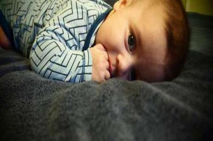 قلة نوم الأطفال الرضع
